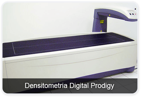 Densitometria Digital Prodigy
